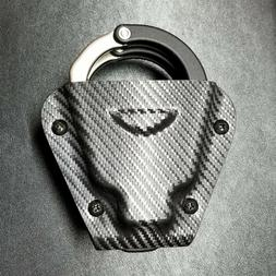 Kydex Handcuffs case for ASP Ultra Chain, Fits 2-1/4 Duty Be