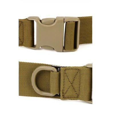 Army Tactical Combat Utility Nylon Duty Belt 1.5""