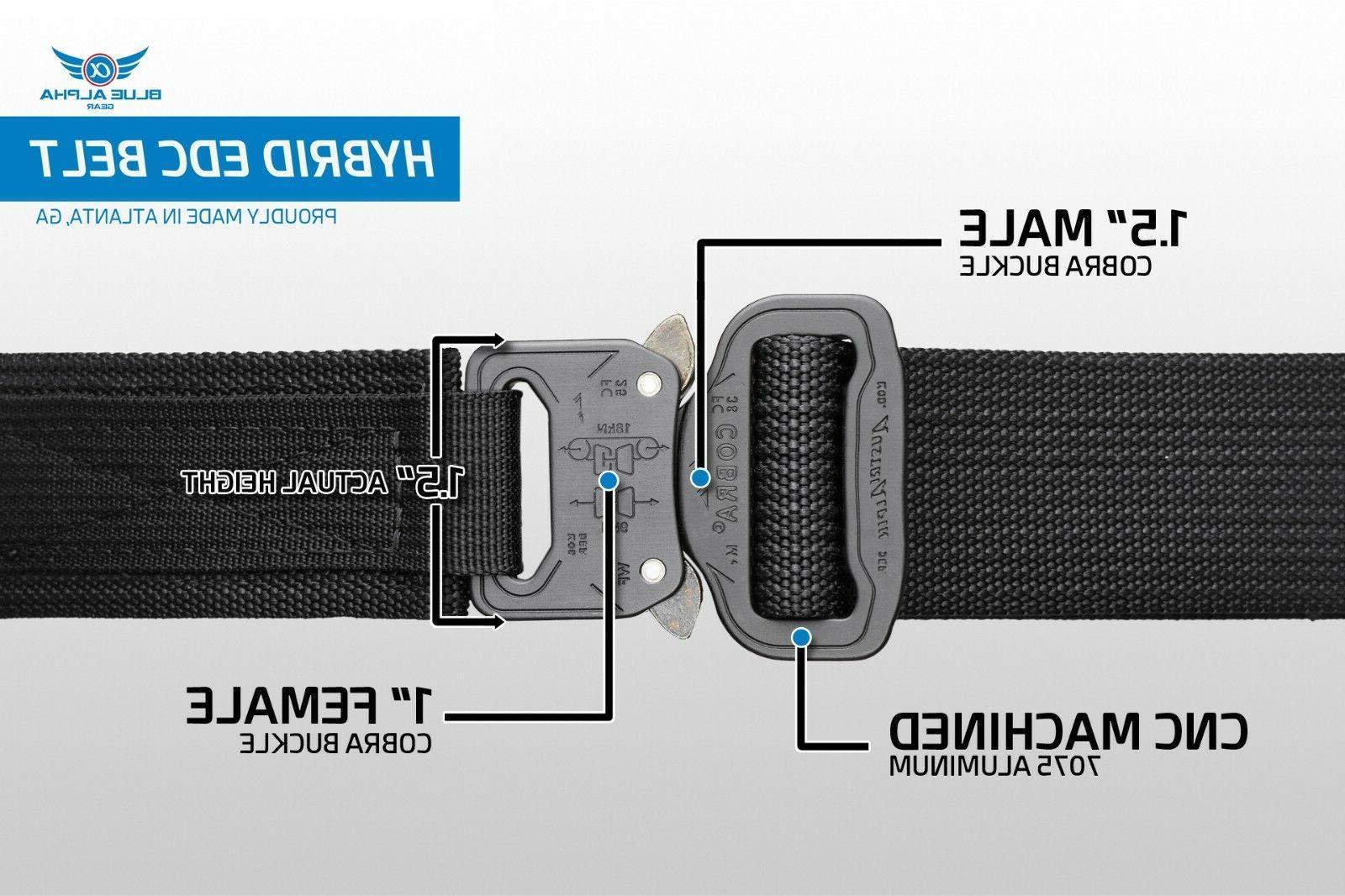 Blue Alpha Gear Hybrid COBRA®