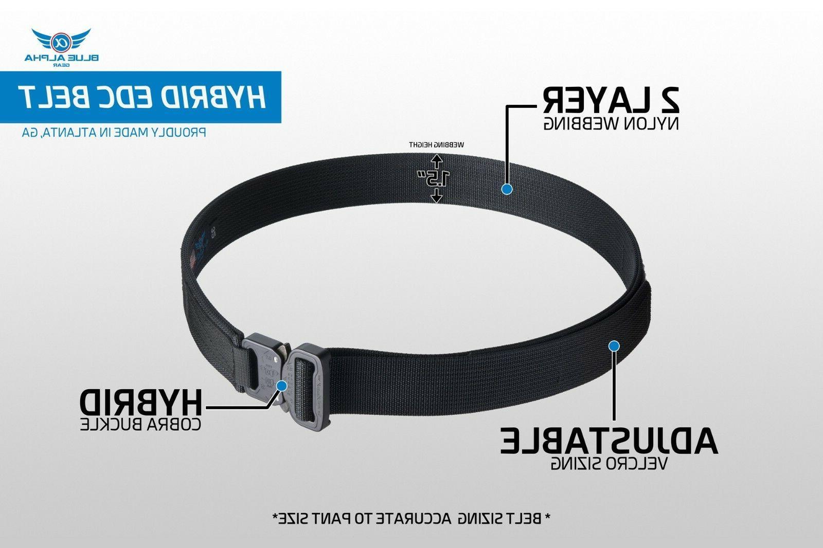 Blue Alpha Hybrid EDC