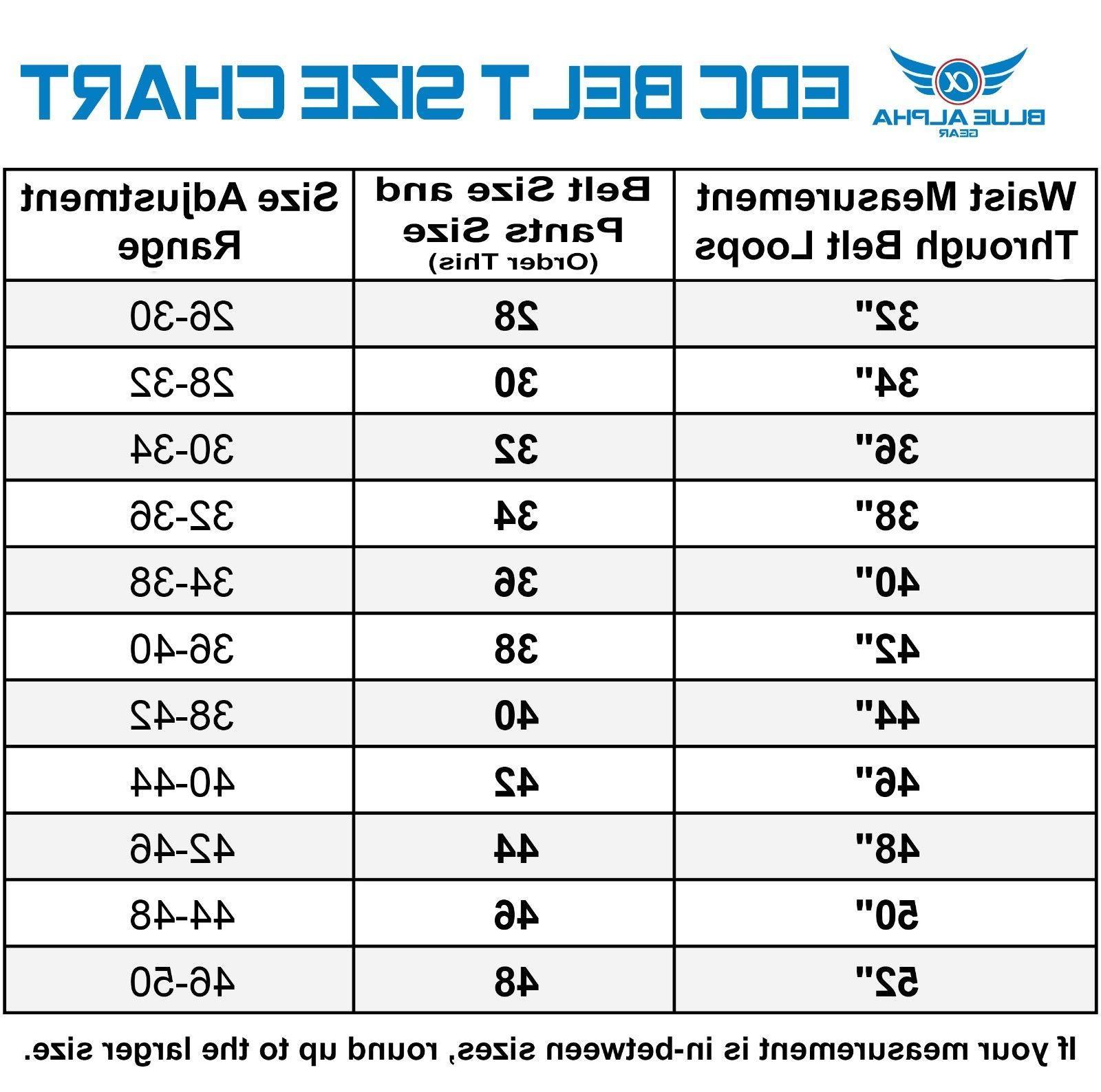 Blue Alpha Low Profile EDC
