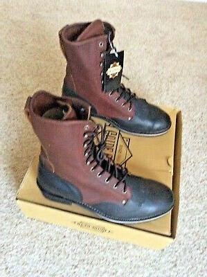 13m leather packer style 11 tall mens