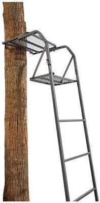 Guide Gear Ladder Tree Stand Deer Boar