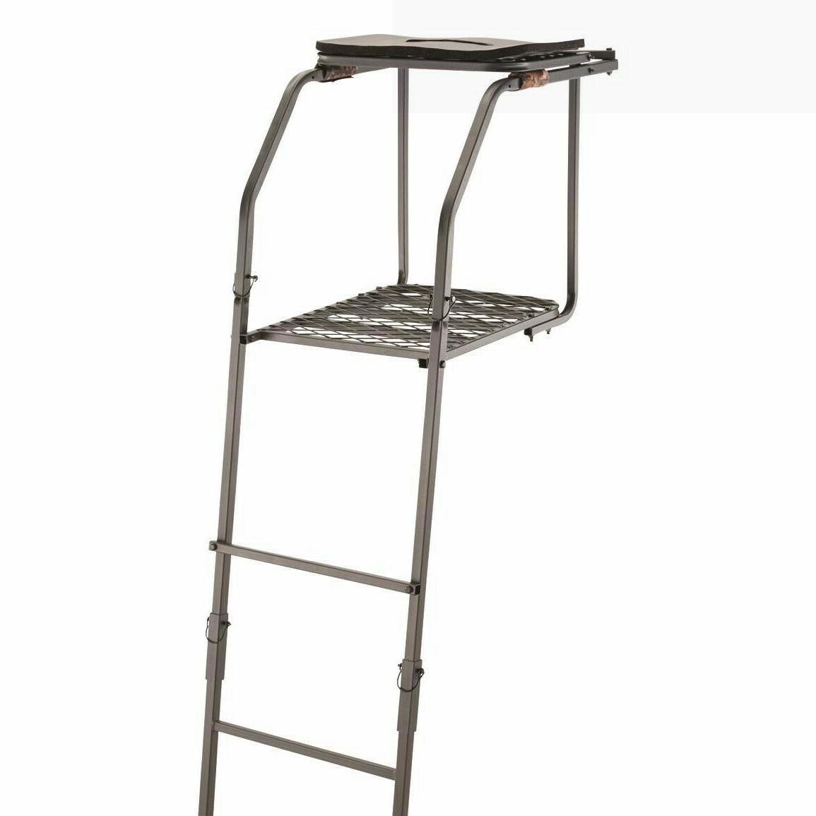 18 archer s ladder tree stand hunting
