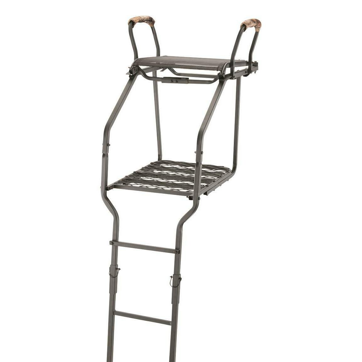 18 archers ladder stand hunting deer tree