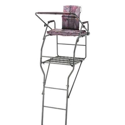 18 jumbo ladder tree stand