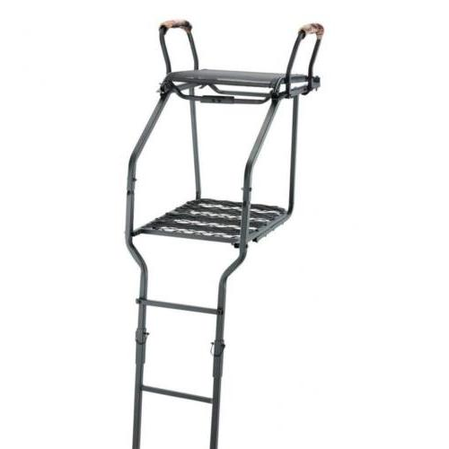 18 ultra comfort archer s ladder stand
