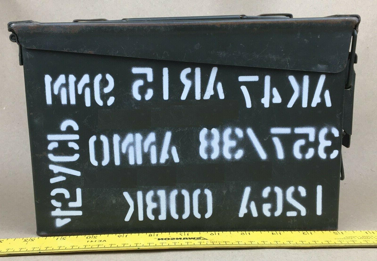 12 GA STENCIL /GEAR LABEL magnet/label/sign/sticker mag