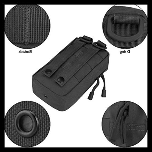 G4free Pack Molle Pouches EDC Waist Bag SMALL Gear Ga