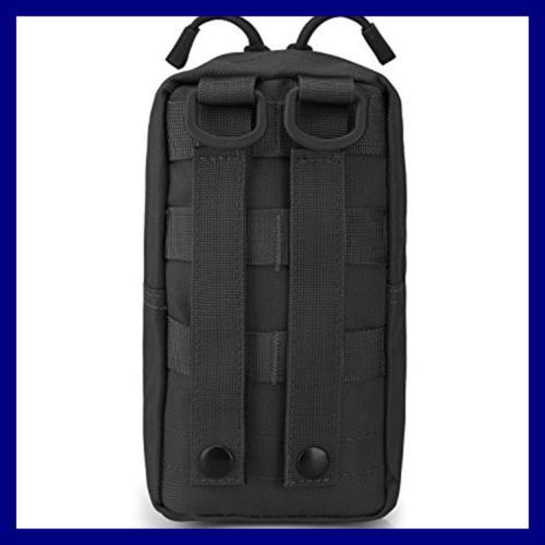 G4free 2 Pack Tactical Molle EDC Waist Bag Gear