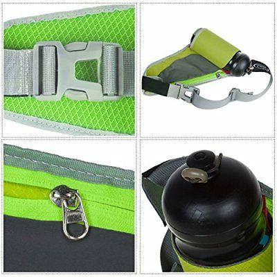 G4Free 2 Waist Bag Earphone Hole Fixed