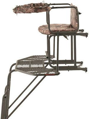 Guide Double Ladder Stand