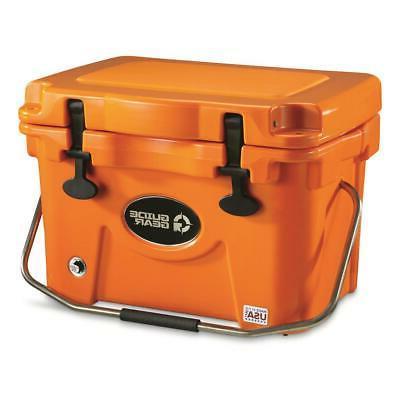Guide Gear Quart Cooler Blaze Orange Food Storage Outdoor