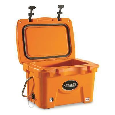 Cooler Blaze Orange Food Drink Outdoor