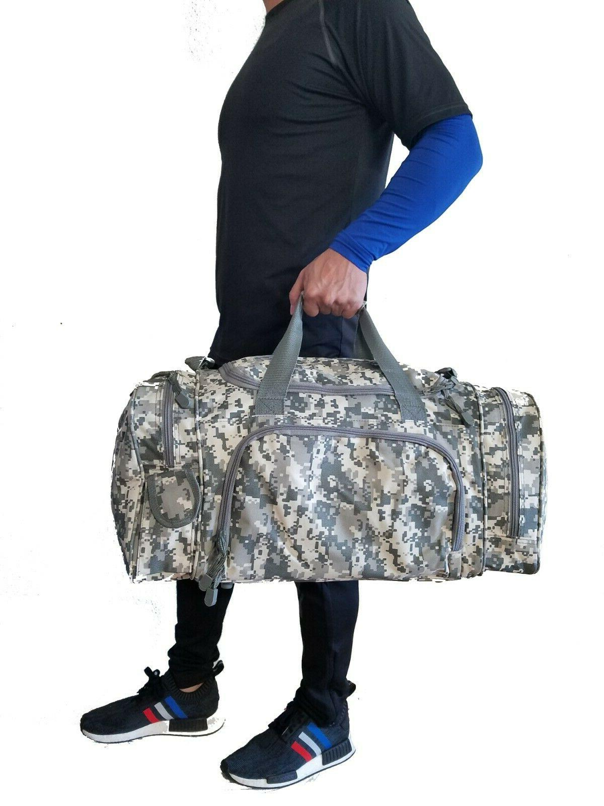 Camo Gun Bag