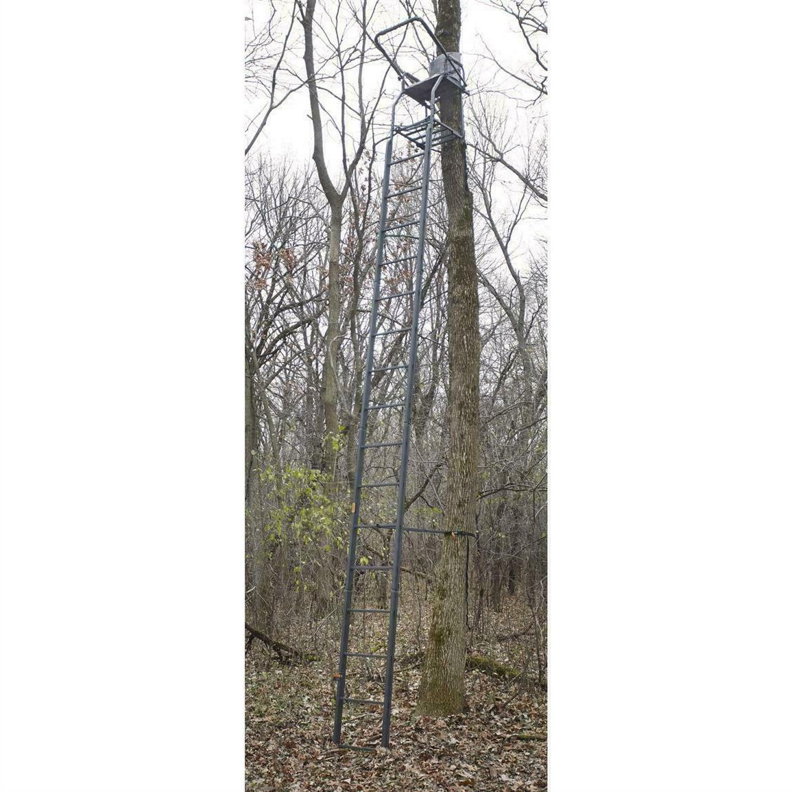 Guide 21 Double Stand Hunting Deer Solid