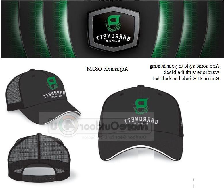 26816 Blinds Gear Snap Mesh Baseball
