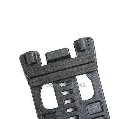 2pcs Belt Gear Kydex BK
