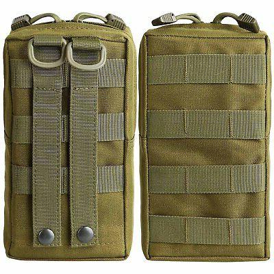 2x Molle Compact Pouch
