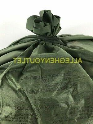 3 Army Military WATERPROOF Clothing GEAR WET LAUNDRY