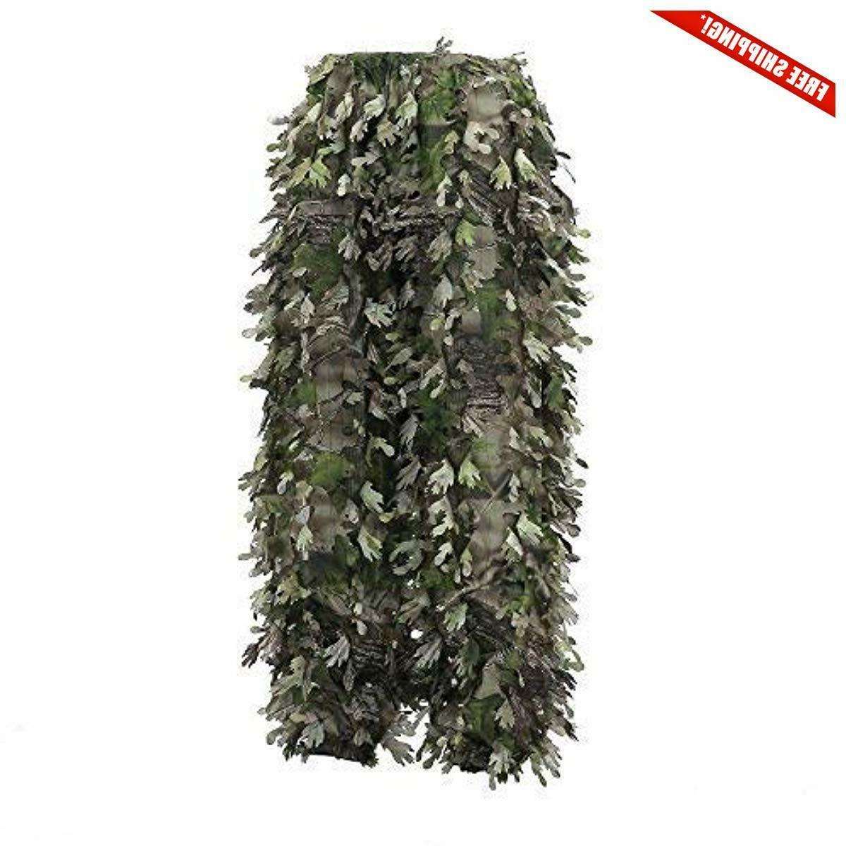 North Gear 3D Ghillie Hunting Camo Lightweight