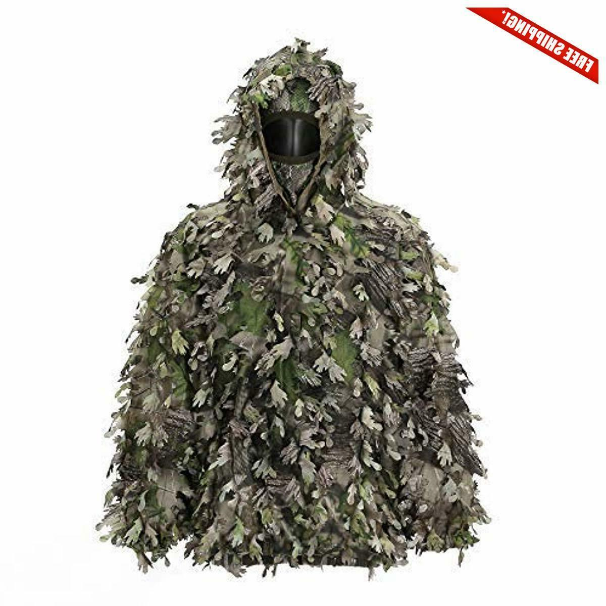North Ghillie Suit Lightweight Breathable Standard