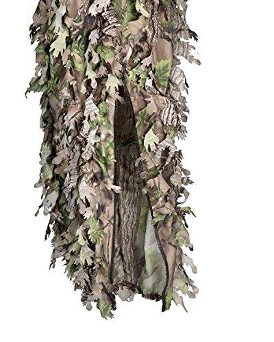 North Leafy Camouflage Suit Woodland Camo with The Legs and Pockets