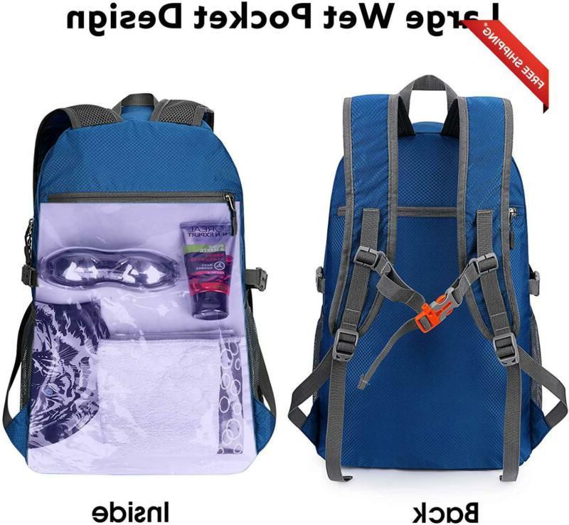 G4Free 40L Lightweight Wet Pocket,
