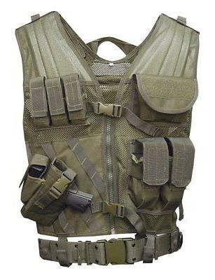 5ive SG Vest Outdoor Ultra-Light Combat Training