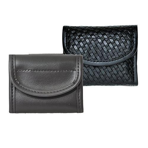 Bianchi 7928 Flat Glove Pouch Plain Black 22961