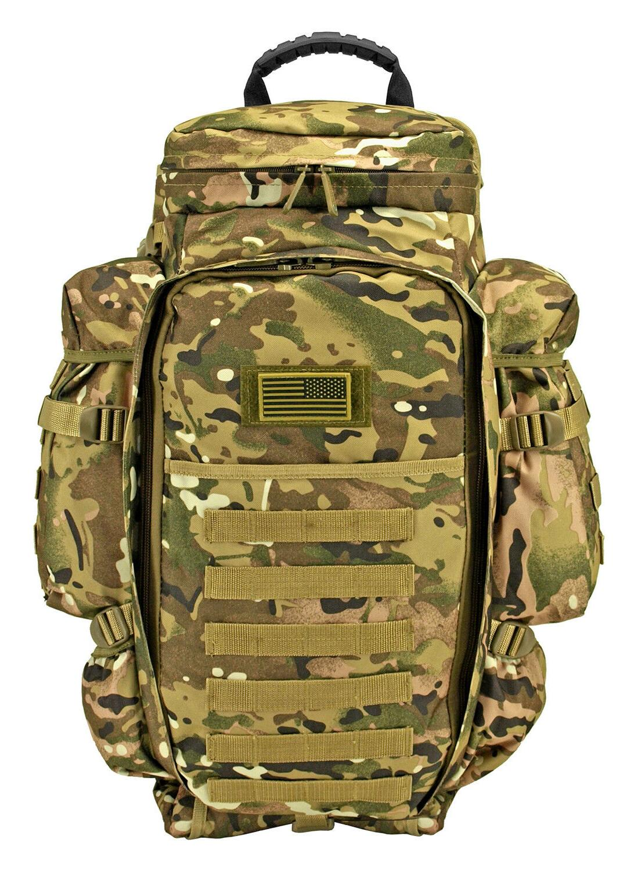 9.11 Tactical Gear Rifle Black ,Tan, Green, Camo