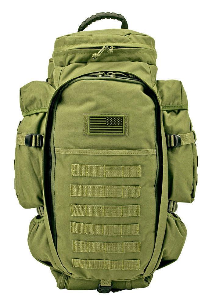 9.11 Rifle ,Tan, Green,