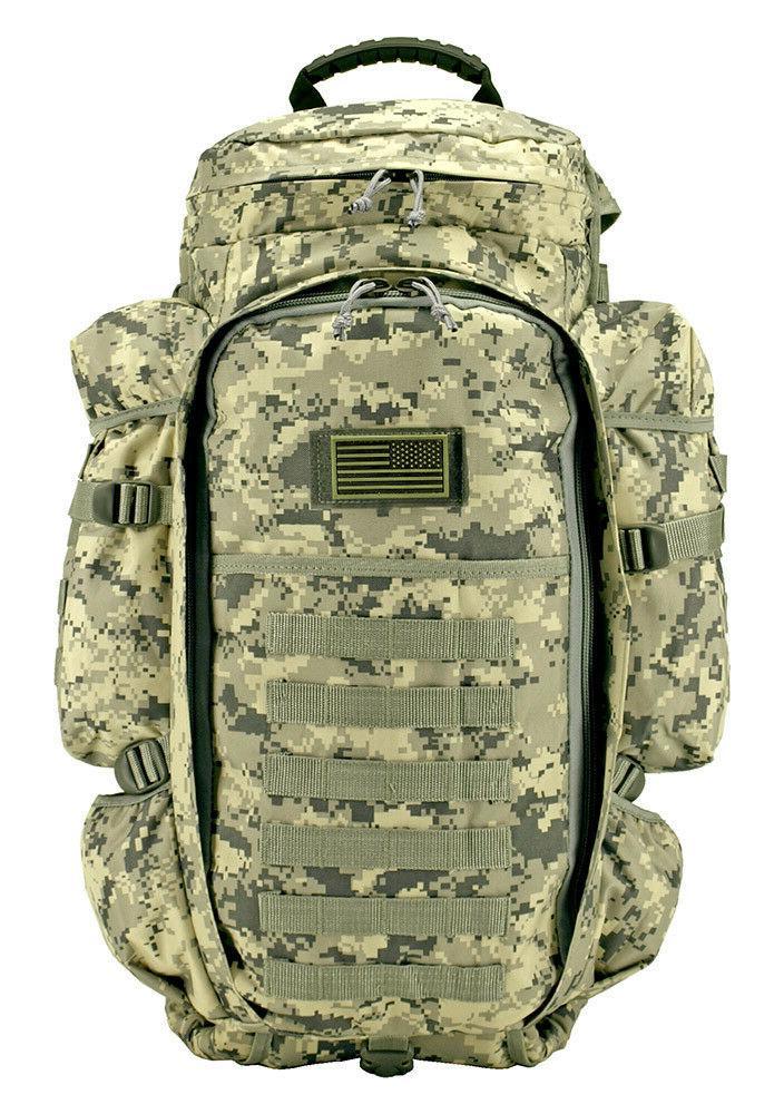 9.11 Rifle Backpack Black ,Tan, Camo