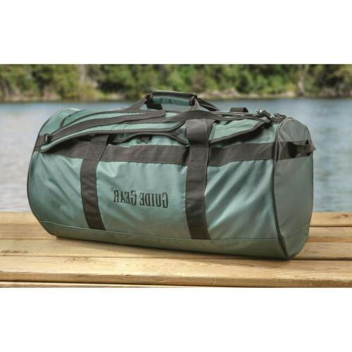 Guide Gear Waterproof Duffel Boating Camping