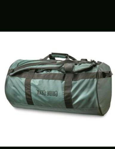 90 liter waterproof duffel boat bag boating