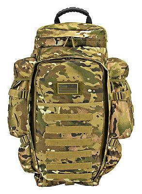 EastWest Tactical Gear Backpack Load Out MULTICAM*