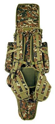 EastWest 911 Tactical Rifle Backpack Bag Survival WOODS