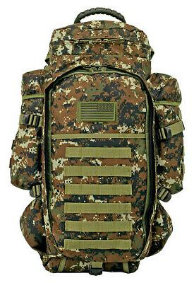 EastWest 911 Tactical Rifle Backpack Full Gear Bag Survival