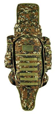 911 tactical rifle backpack hunting full gear