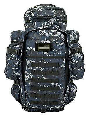 EastWest Rifle Backpack Bag BLUE