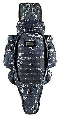 911 tactical rifle backpack hunting full load