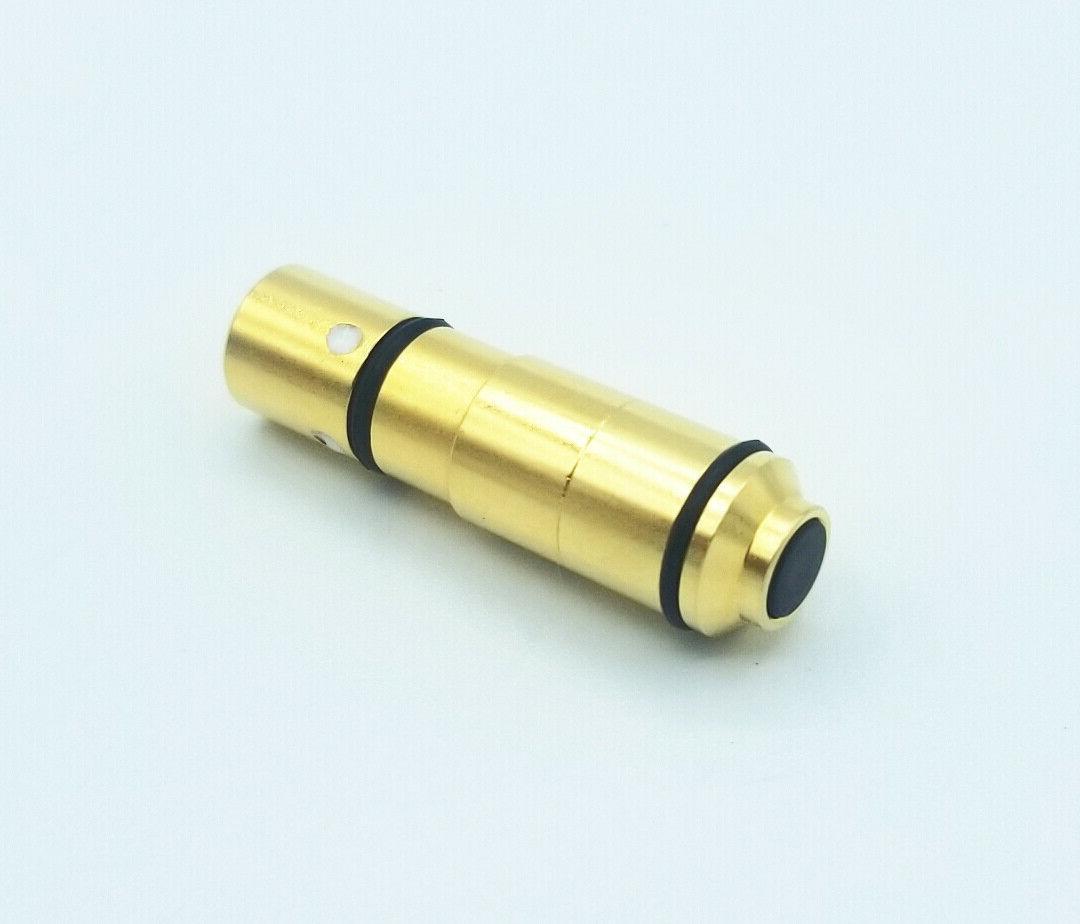 9mm Laser Ammo Train  bullet cartridge 5mw red laser Fast US