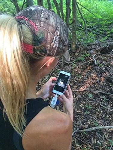 BoneView SD Trail Viewer Deer Hunting Scouting Video X - Free Lightning