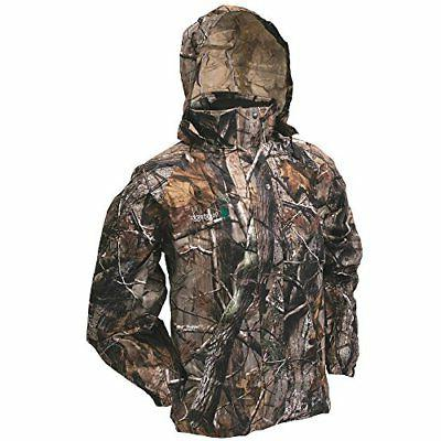 Frogg Toggs AS1310-54-LG All Sport LG Realtree Xtra Rainsuit