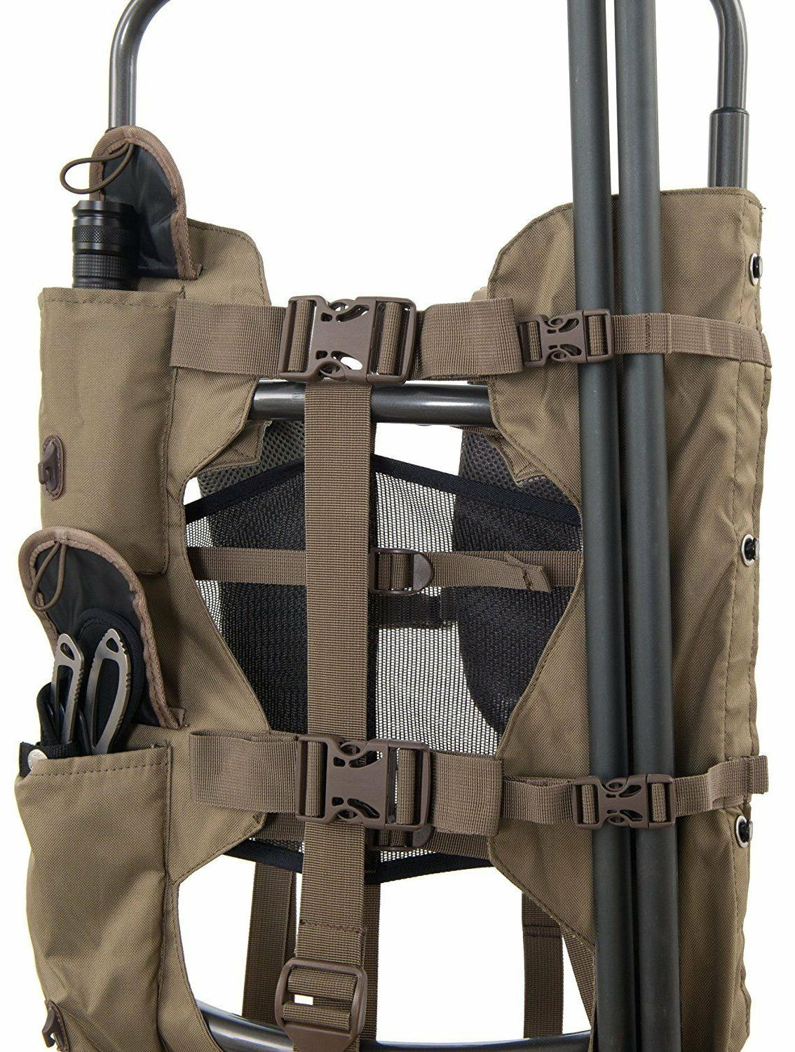 Large Hunting Backpack Freight Best Gear Pack Meat