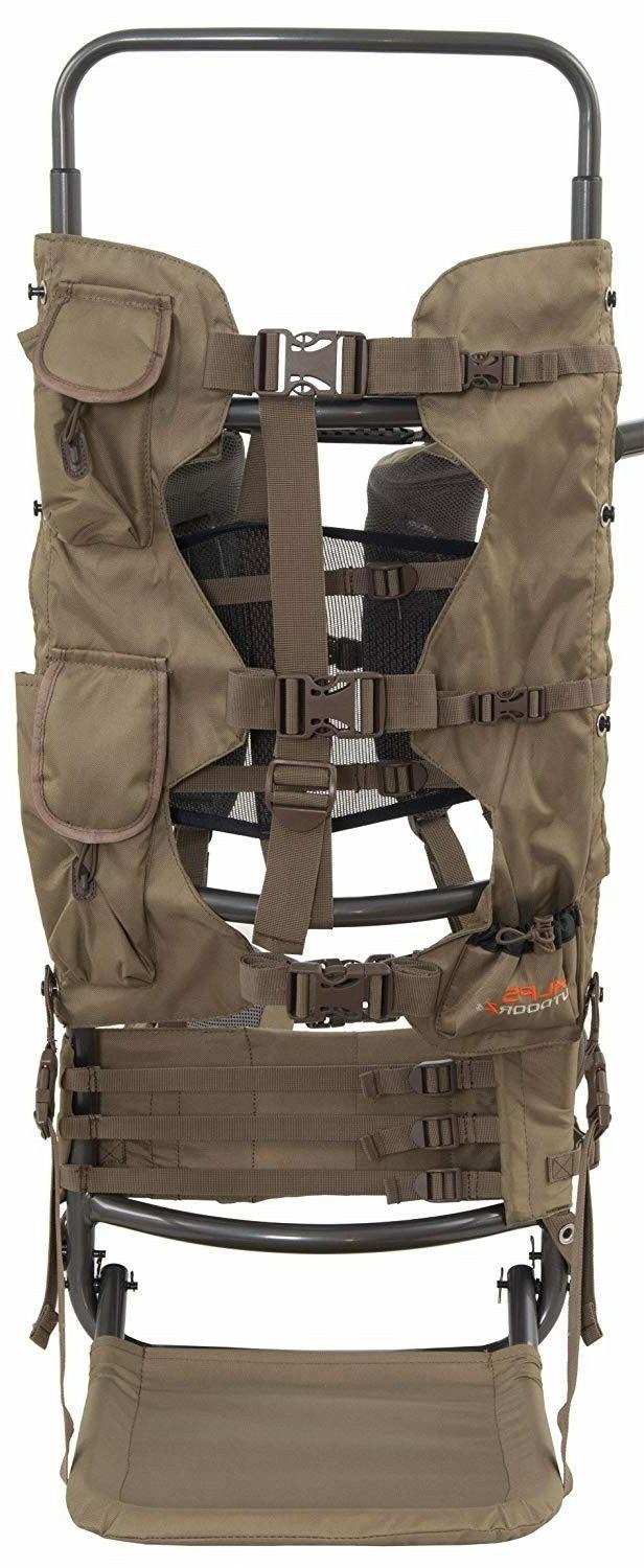 Large Backpack Frame Freight Best Meat Gear Pack Game Camo