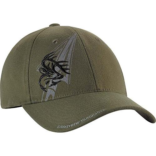 Legendary Whitetails Night Tracker Cap Army Large