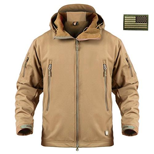 mens army special ops military tactical jacket
