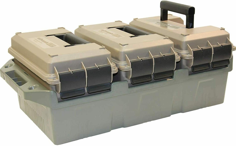 MTM Ammo Cans Utility Ammunition Storage Tools Bins