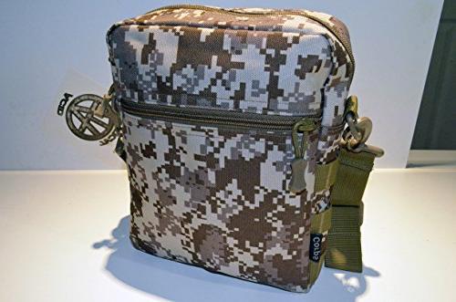 Acid Tactical Aid Bag EMT Utility - Desert Digital